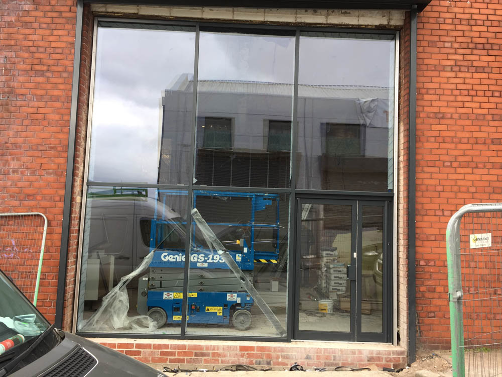Curtain walling systems aluminium windows aluminium for North windows and doors