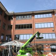 Clippers Quay Salford Quays Aluminium Window Installation