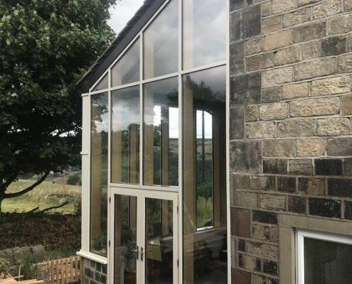 Curtain Walling, Extensions, Aluminium Windows,Halifax